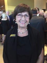 Former Gov. Kathleen Blanco, Lafayette