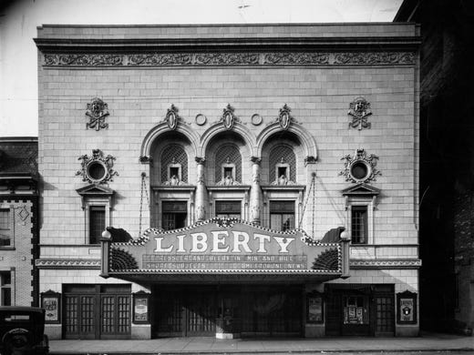 Moviegoers Once In Awe Of The Liberty