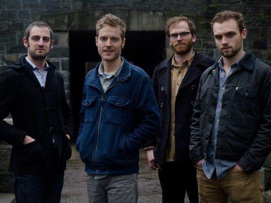 Portland Celtic band Na Rósaí will perform at the Veteran's