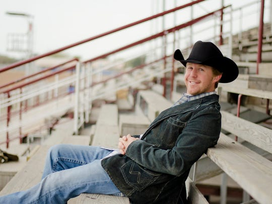 Singer-songwriter Kyle Park will perform July 6 at the Silver Dollar Saloon, 1402 Old Iowa Park Rd.