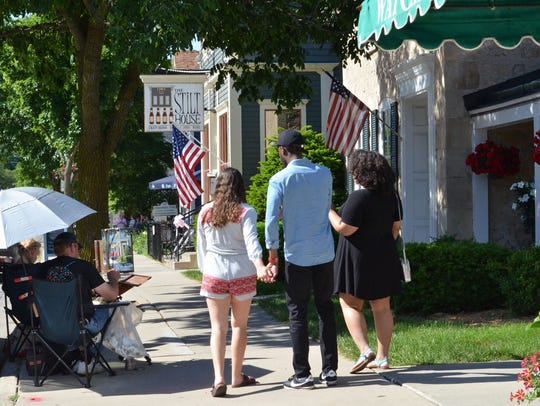 Paint Cedarburg gives the public a chance to explore