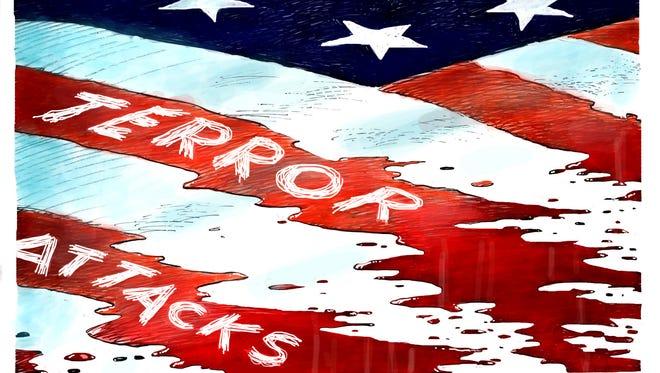 Terror Attacks in USA