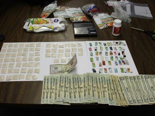 LAN Drugs seized 0311 01