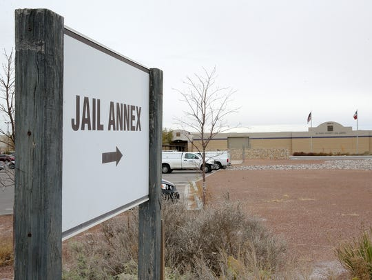 El Paso County Jail Annex Expansion Completed But Shower Issues Remain
