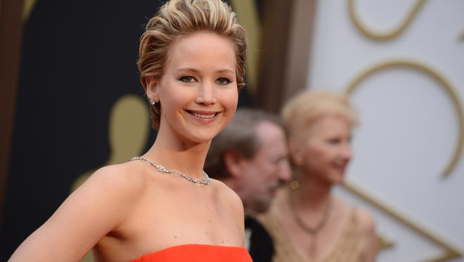Jennifer Lawrence is a victim of the recent celebrity photo-hacking scandal.