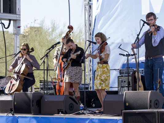 Wickenburg Bluegrass Festival