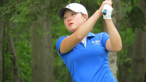 Holy Angels junior Kelly Sim earned first-team All-State