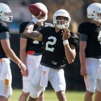 5 things to watch during Tennessee Vols spring game