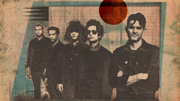 At the Drive-In will kick off their tour Saturday at
