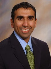 Dr. Ajay Sahajpal, director of the transplant and hepatobiliary