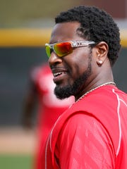 Brandon Phillips says a .230 batting average - so long
