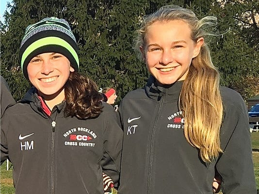 Cross-country top teams 1