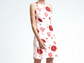 Floral Racerback Cutout Dress, Banana Republic, $128.