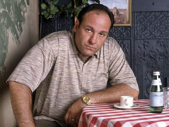 Yeah, we don't all talk like Tony Soprano.