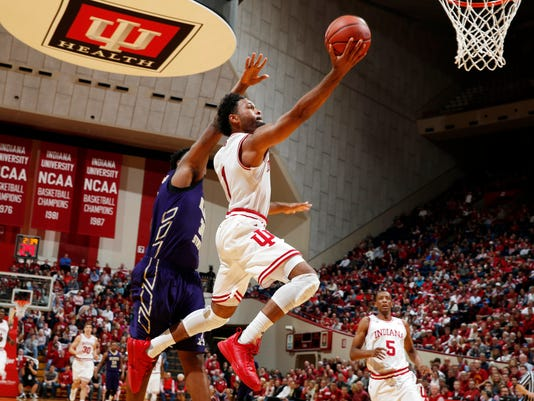 NCAA Basketball: Alcorn State at Indiana