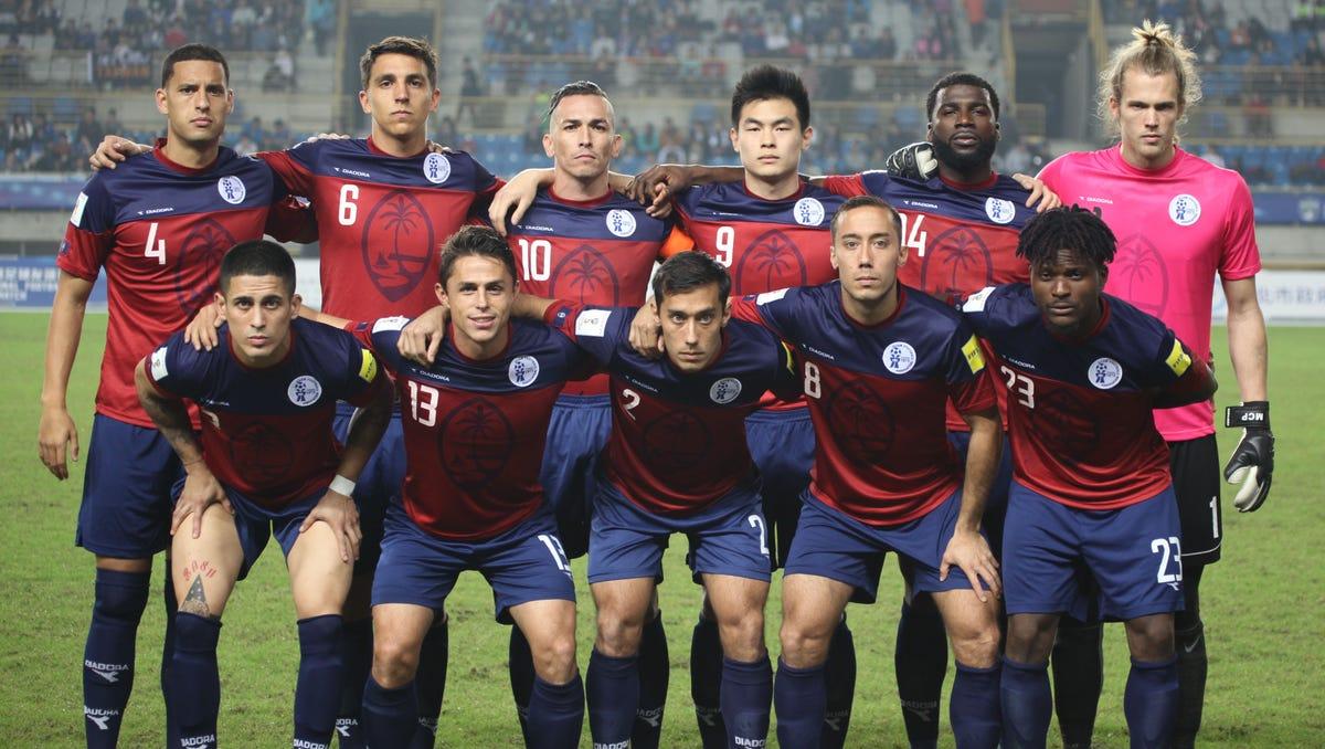 69d538a1a4 Guam Matao loses to Taipei 3-2