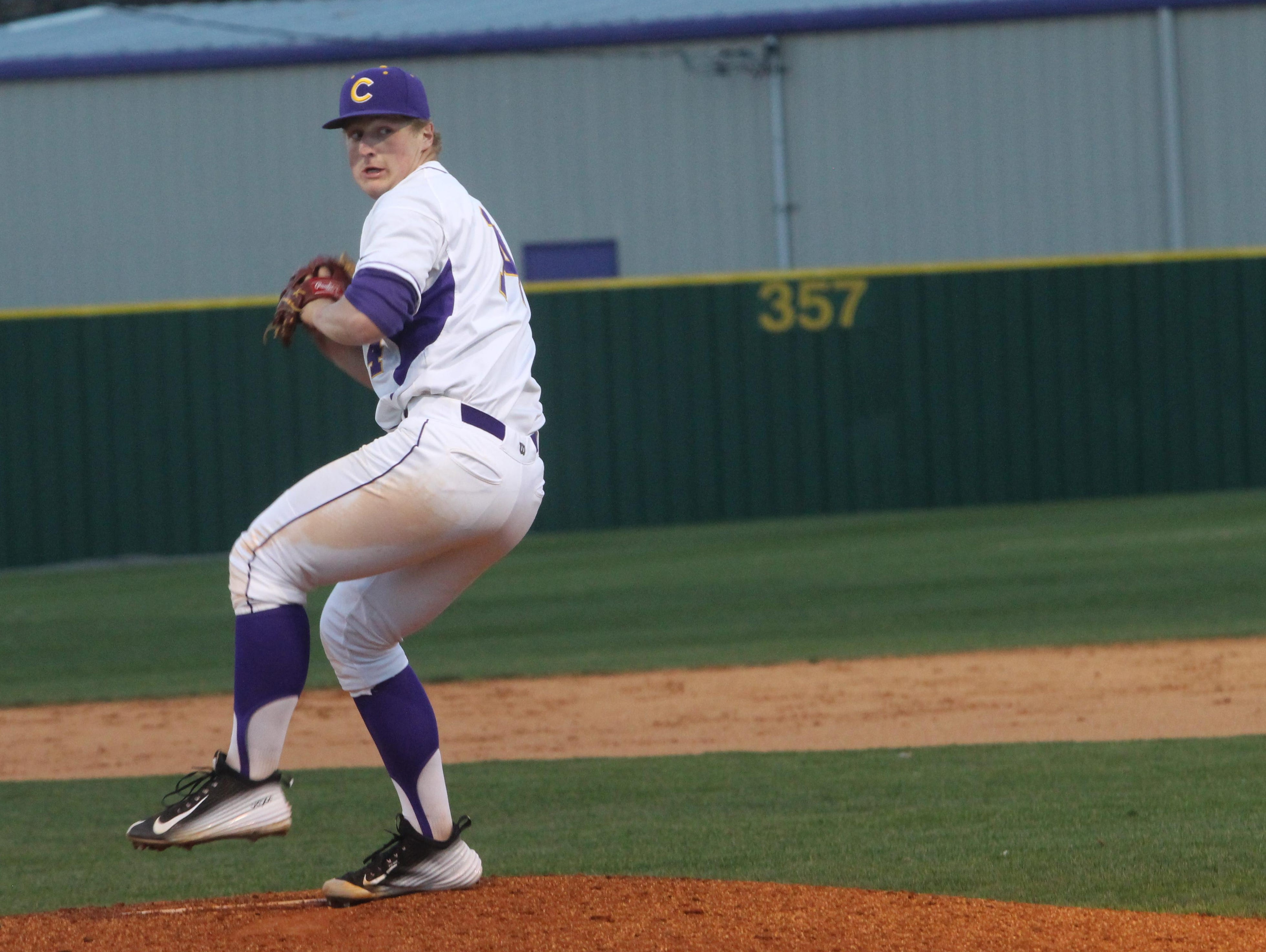 Clarksville's Donny Everett was Class AAA Mr. Baseball, was Gatorade Player of the Year in Tennessee and is The Tennessean 2015 player of the year.