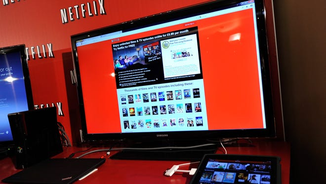 Netflix is now available on over 700 devices, including Internet-connected TVs and game consoles.