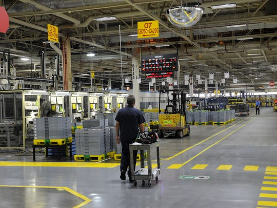 General Motors employs more than 2,600 workers at its Spring Hill facility.