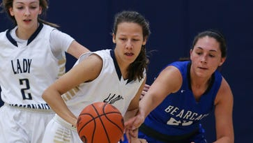 Walton-Verona's Morgan Simpson was named co-Northern Kentucky Enquirer Preps Athlete of the Week.