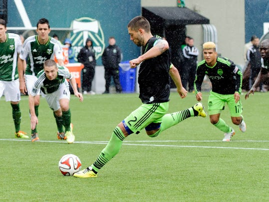 2014-4-5 Sounders tie Timbers