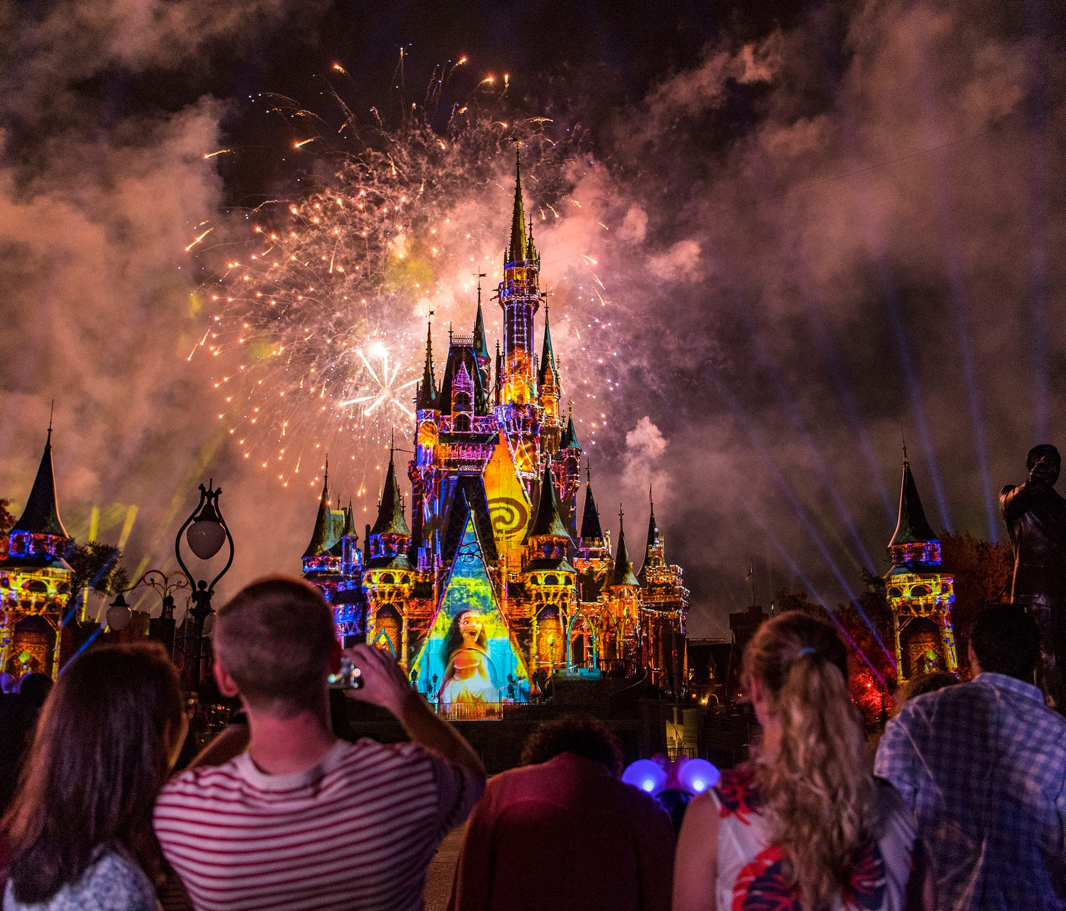 Walt Disney World Resort guests can discover the newest, most spectacular fireworks show in the history of Magic Kingdom Park with
