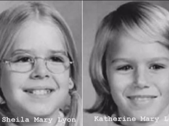 Sheila and katherine disappeared in 1975 in wheaton md wusa