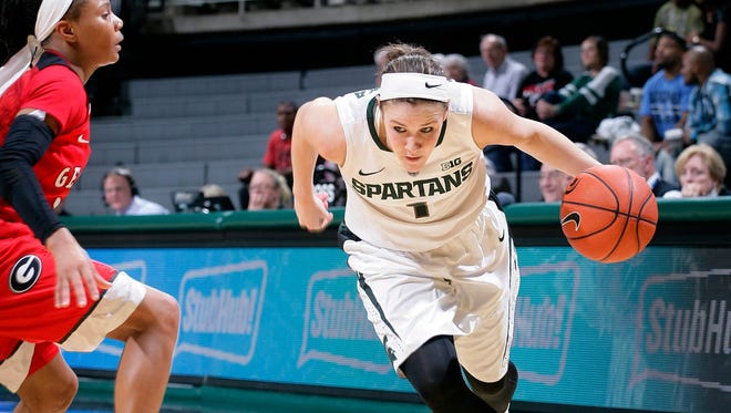 MSU junior guard Tori Jankoska is nine points away from reaching 1,000 for her career.