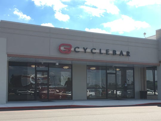 CycleBar recently opened at 4600 Hardy St., Suite 100.