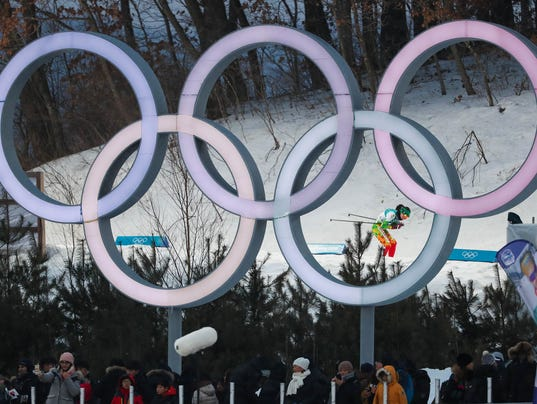 USP OLYMPICS: CROSS COUNTRY SKIING S OLY KOR