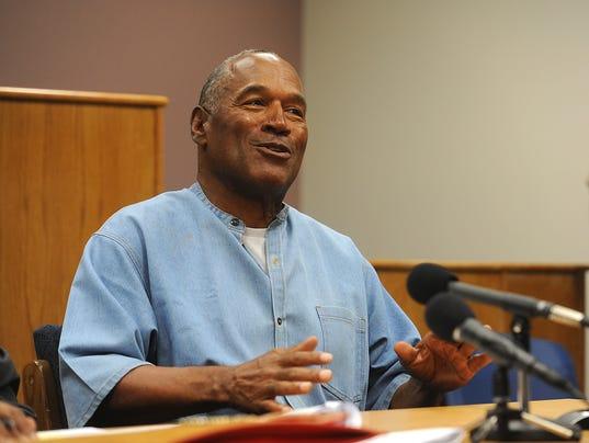 News: O.J. Simpson Parole Hearing