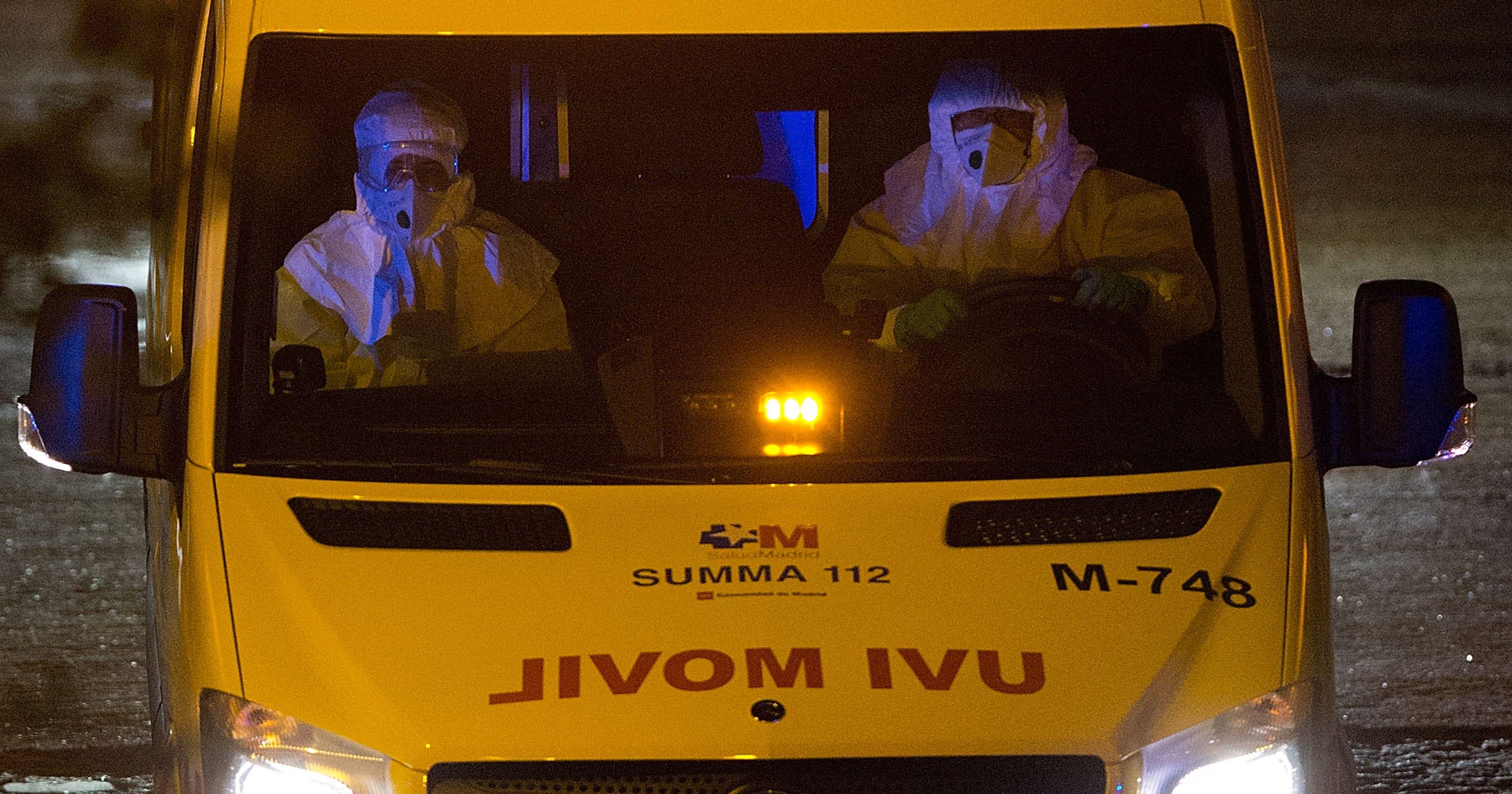 Ebola case rattles Spain, prompts investigation