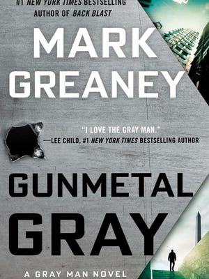 """Ex-CIA spy Court Gentry returns in Mark Greaney's latest Gray Man novel, """"Gunmetal Gray."""""""
