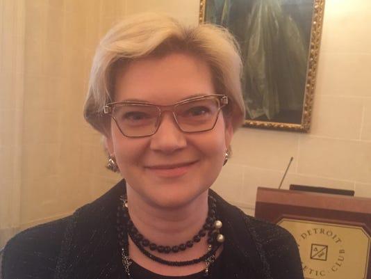 Julia Steyn