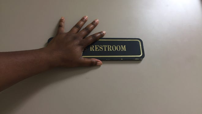 "Rapides Parish schools will stick to their current policy requiring students to use bathrooms and locker rooms based on their ""biological sex"" until courts determine otherwise."