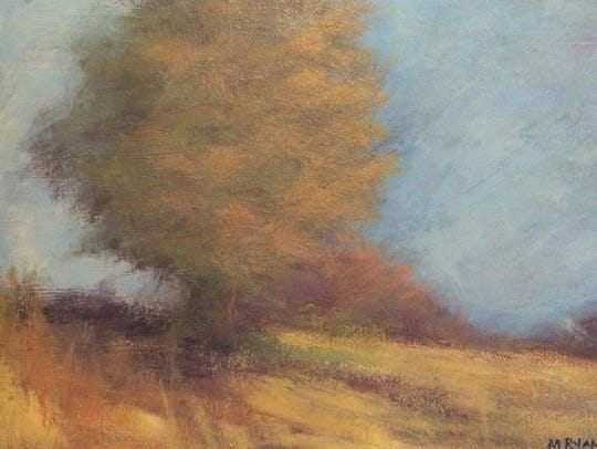 """Autumn"" by Margaret Ryan"