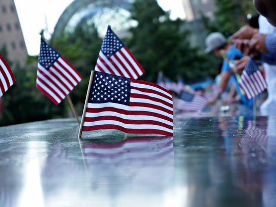 There are several Sept. 11 commemorative events happening