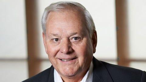 Robert Gramann, GBBN Architects.