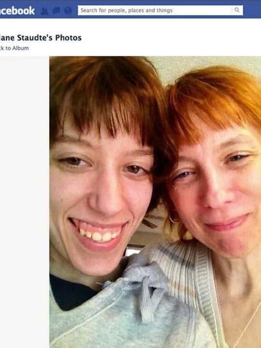 Rachel and Diane Staudte