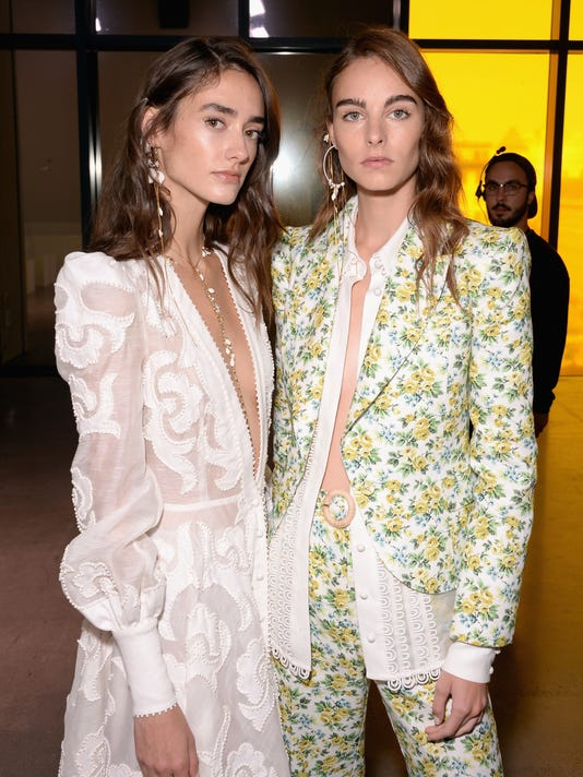 Zimmermann - Backstage - September 2017 - New York Fashion Week: The Shows