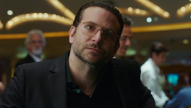 """Bradley Cooper plays Henry Girard in """"War Dogs,"""" who may or may not be helping Efraim and David."""