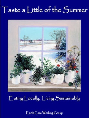 """Cover of """"Taste a Little of the Summer,"""" by the Earth Care Working Group"""