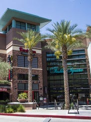 This is the Scottsdale Fashion Square Monday, July