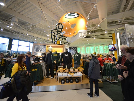 The Packers Pro Shop redesigned its website to make
