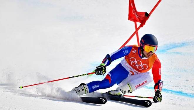 French skier Mathieu Faivre was sent home from the Olympics after disrespectful comments about his team.