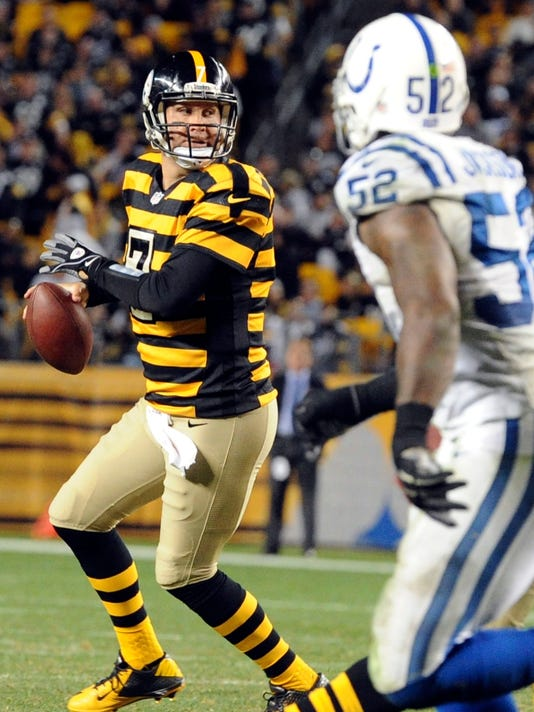 Colts Steelers Football