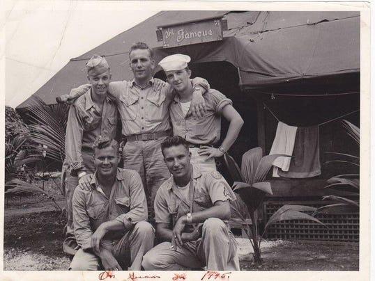 Marines, Don Bell, bottom left