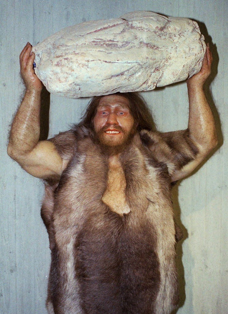Have allergies your ancestors had sex with neanderthals