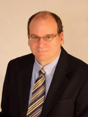 McMurry political science professor Paul Fabrizio.