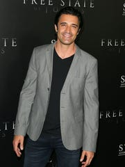 "Actor Gilles Marini has appeared in many television shows and movies including ""Switched at Birth,"" and ""Sex in the City,"" the film."